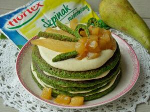 Szpinakowe placuszki z karmelizowanymi image1 2