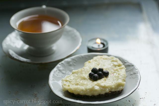 Tarteletki zkremem gruszkowym (bezglutenowe, bez cukru)