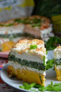 Tort warzywny Hortex z twarogiem image10 10