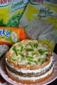 Tort warzywny Hortex z twarogiem image4 6