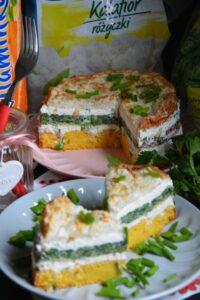 Tort warzywny Hortex z twarogiem image5 7