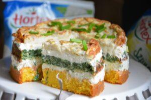 Tort warzywny Hortex z twarogiem image6 3