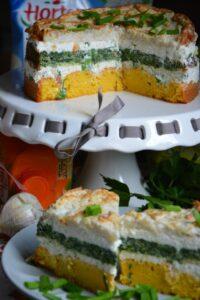 Tort warzywny Hortex z twarogiem image9 9
