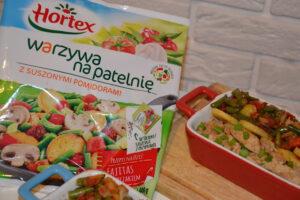 Warzywa na patelnię Hortex w towarzystwie piersi z kurczaka image5 5
