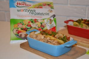 Warzywa na patelnię Hortex w towarzystwie piersi z kurczaka image6 6