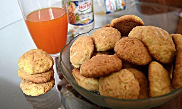 Hiszpańskie ciasteczka