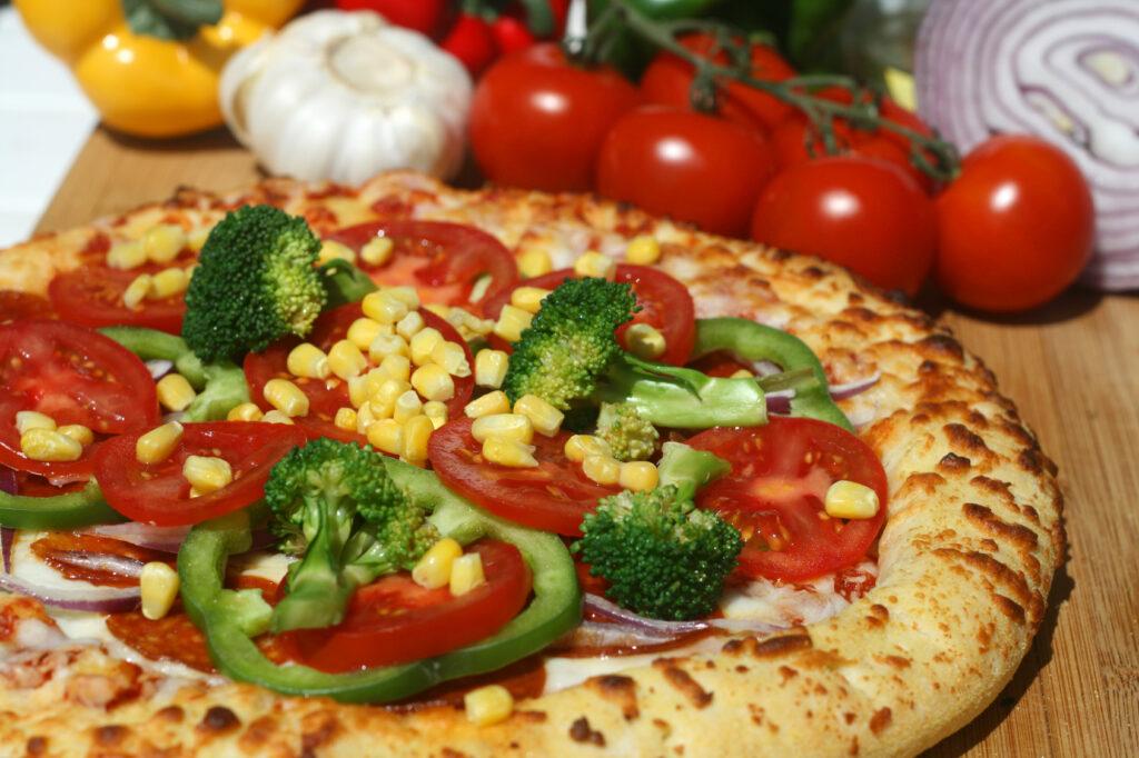 Jak zrobić pizzę wegetariańską?
