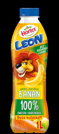 leon banan 1l pet 1