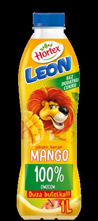 leon mango 1l pet 1
