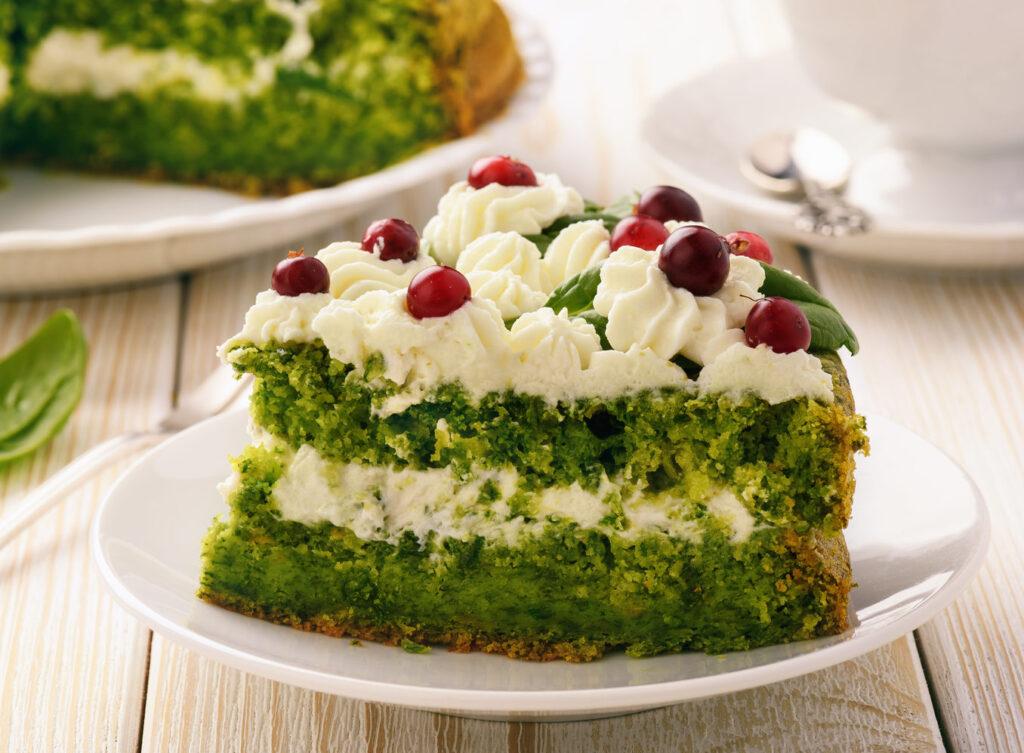Jak upiec ciasto Leśny Mech?