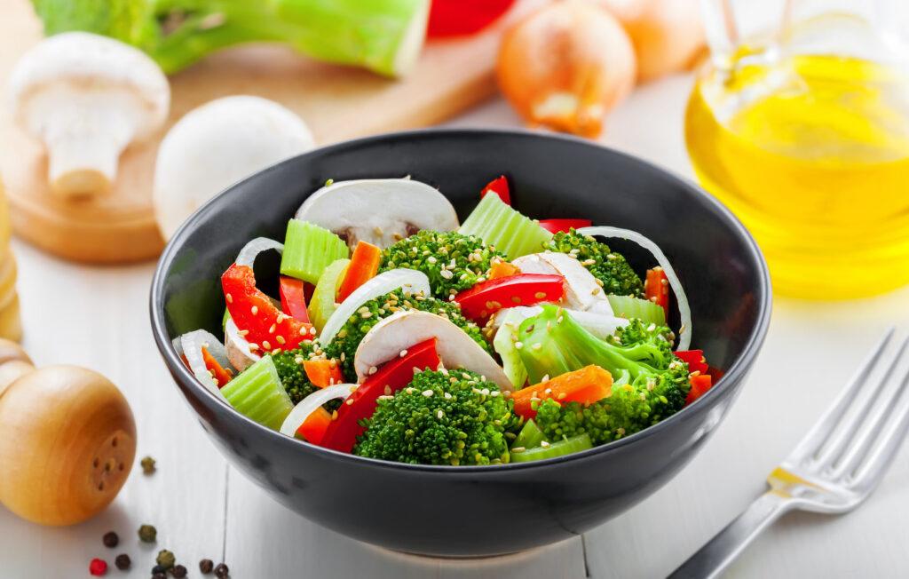 Jak zrobić sałatkę z brokułami?