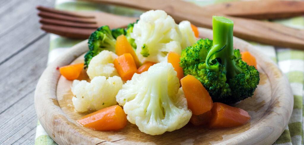 Jak gotować warzywa na parze?