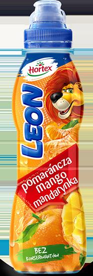 LEON POMARAŃCZA MANGO MANDARYNKA 400ml