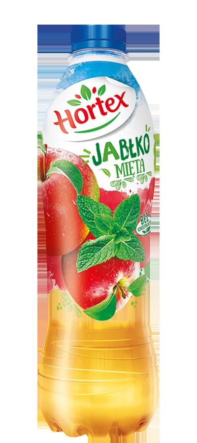 Apple-Mint drink 1l Pet Bottle