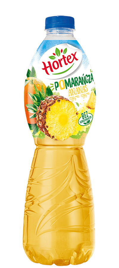 Orange-Pineapple drink 1,75l Pet Bottle
