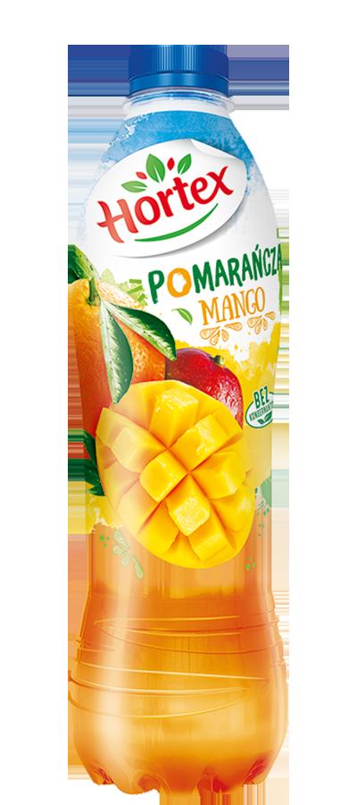 Orange-Mango drink 1l Pet Bottle