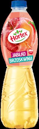 Jablko Brzoskwinia Napoj Pet 175L 1