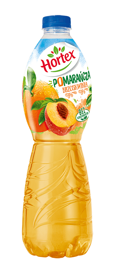 Orange-Peach drink 1,75l Pet Bottle