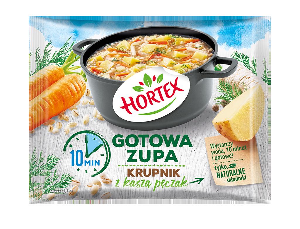 Gotowa zupa Krupnik z kaszą pęczak