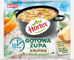 Gotowa zupa Krupnik zkaszą pęczak