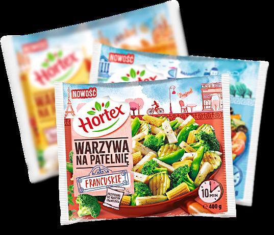 Warzywa na patelnię
