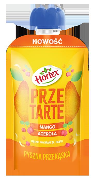 Premium Mango, Acerola, Quinoa mousse Pouch 100g
