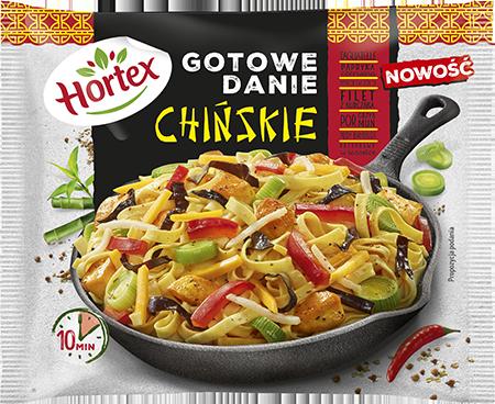 Gotowe Danie Chińskie
