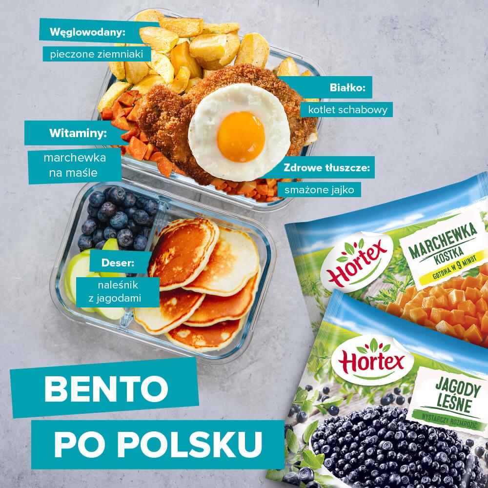 Bento po polsku – tradycyjny lunch do pracy wniezwyklej odsłonie