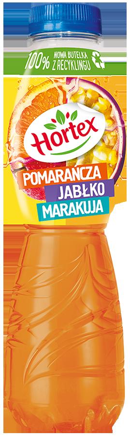 POMARAŃCZA JABŁKO MARAKUJA 500ml