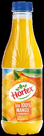 Mango Pomarancza sok 100 butelka aPet 1L 1
