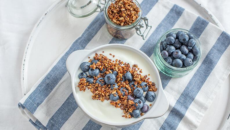 Jak zrobić zdrowy deser w5 minut?