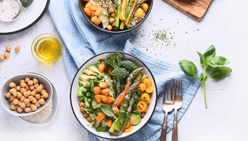 Dieta wegetariańska dla początkujących – 8trików, które ułatwią bycie wege