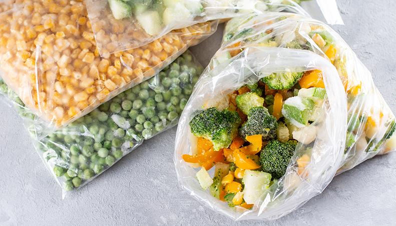 Jak mrozić irozmrażać warzywa iowoce?