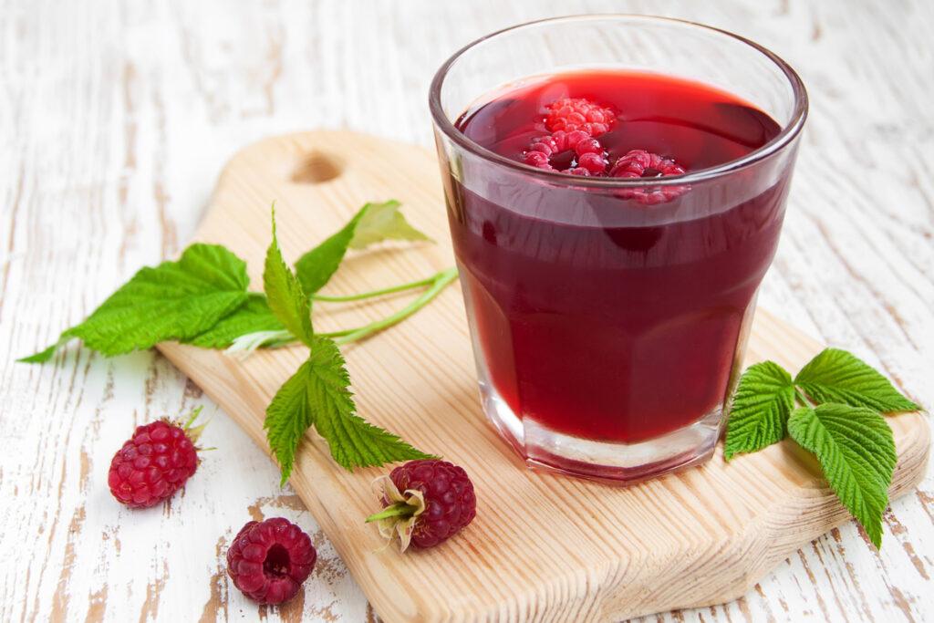 jak zrobić sok zmalin zsokownika