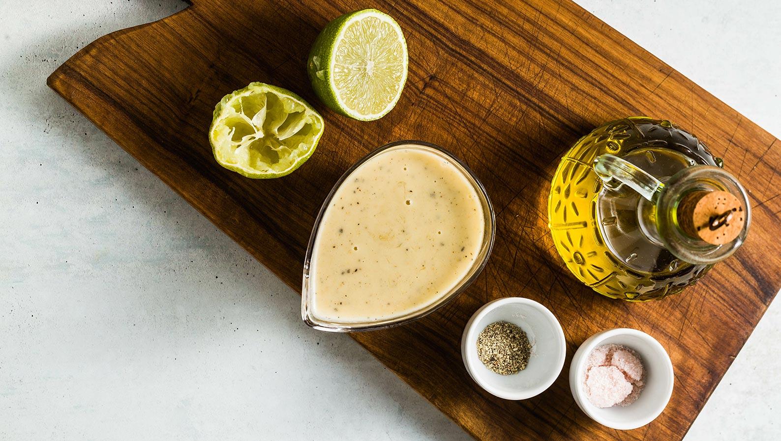 Jak zrobić sos winegret?
