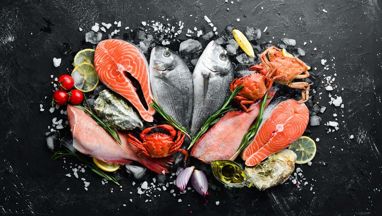 Ile trwa rozmrażanie mięsa, ryb, chleba, warzyw, owoców?